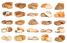 Collection Of Various Bread. I...