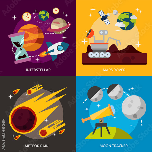 Space & Universe Poster