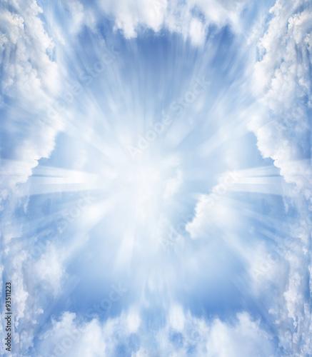 Fototapeta niebo sloneczne-niebo