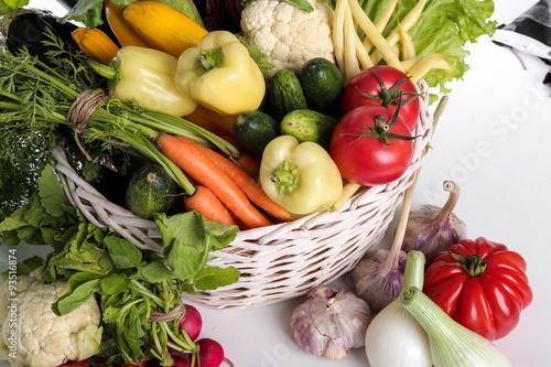 Fotobehang Vegetables