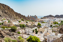 City Of Old Muscat In Muscat, ...