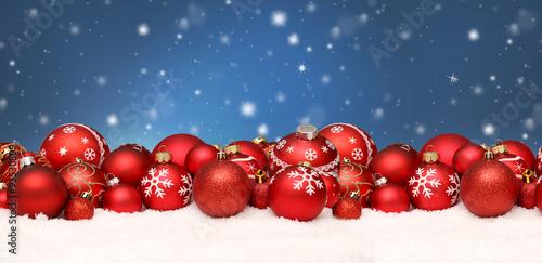 Weihnachtlicher Hintergrund - 93530809