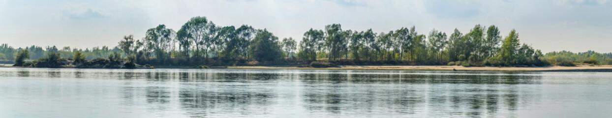 Fototapeta Rzeka i Jezioro Wybrzeże Wisły