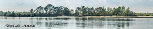 Foto auf Gartenposter Fluss Wybrzeże Wisły