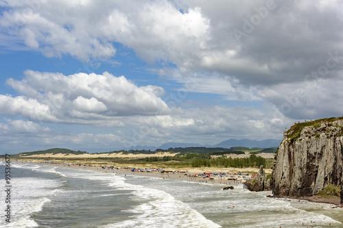 Fotografie, Obraz  Beaches of Guarita and Reservation in the city of Torres, Rio Grande do Sul coas