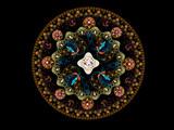 Jewel mandala - 93569407