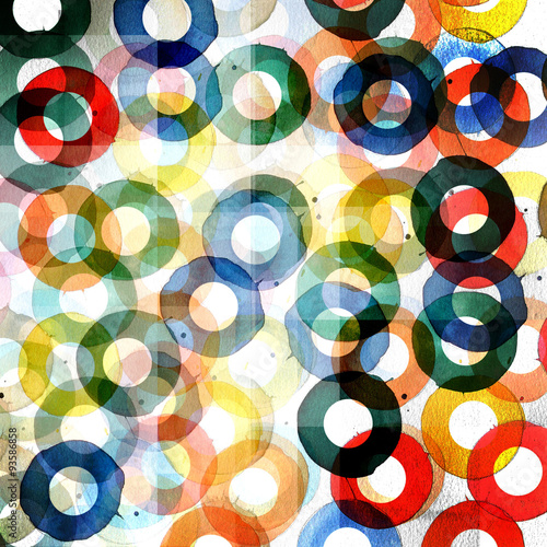abstract graphic design circles pattern background #93586858