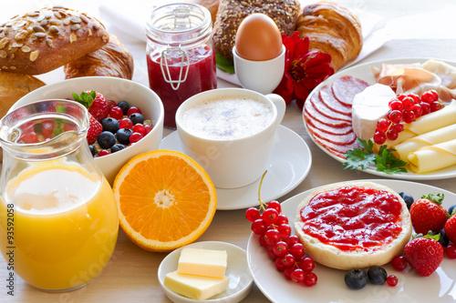 Amazing Frühstückstisch