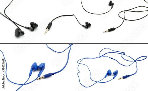 Obraz słuchawki - fototapety do salonu