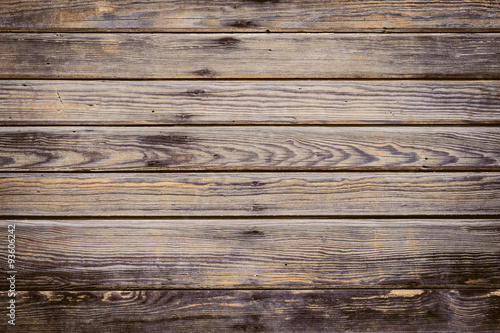 Recess Fitting Wood Old painted wood wall - texture or background