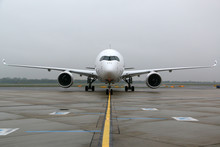 Airbus A350 Frontal