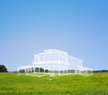 Traumhaus In Der Natur