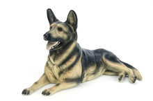 Statuette Of Dog