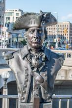 John Butler The Valiants Memorial (Monument Aux Valeureux) Ottawa Ontario Canada