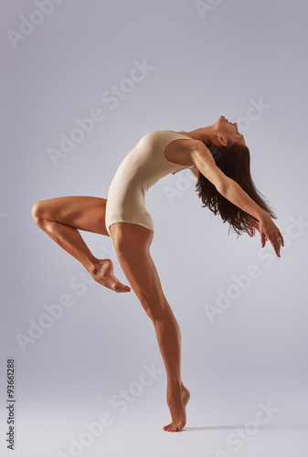 Fotomural Bailarina bailarina