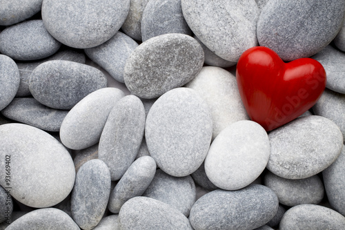 Fotomural  Spa stones.