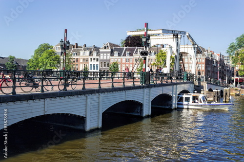 Photo  Amsterdam Magere Brug