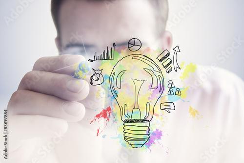Fotografía  Idea y Planificación