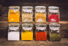 Spices In The Jars