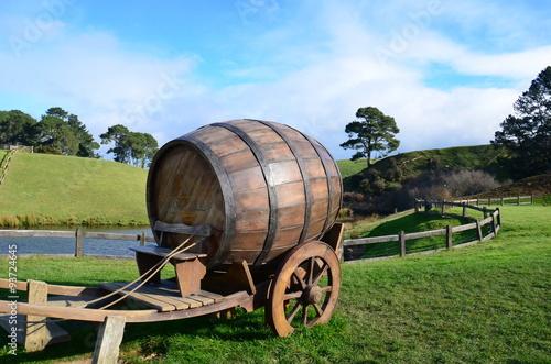 tonneau de bière, Nouvelle zélande