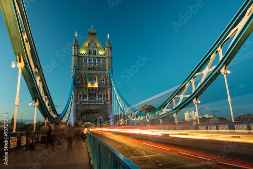 Fototapety, obrazy: Tower Bridge, London