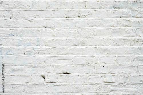 Foto op Plexiglas Wand dirty brick wall, grungy red, white & grey texture background