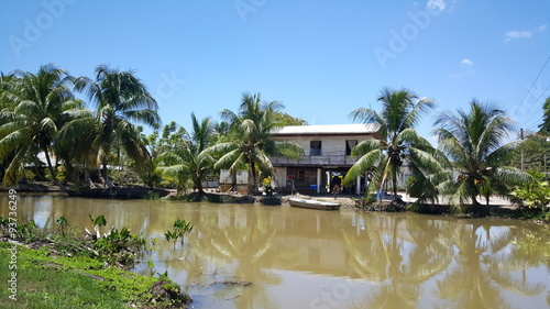 fototapeta na szkło Bakkie Reynsdorp Suriname
