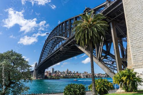 Sydney Harbour Bridge © yacht_bluette
