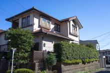 日本の住宅街2