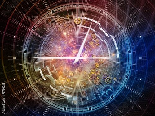 Fotografie, Obraz  Fragments of Time