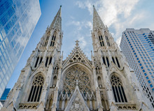 Beautiful Cathedral Church Sto...