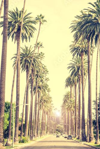 Staande foto Los Angeles Beverly Hills