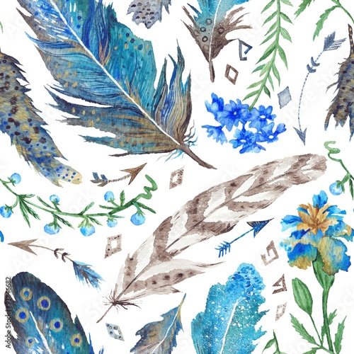 boho-watercolor-pattern