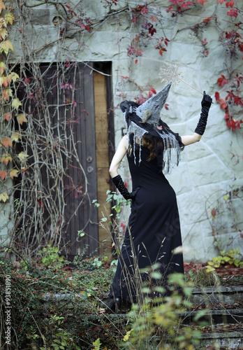 Naklejka premium Halloween day