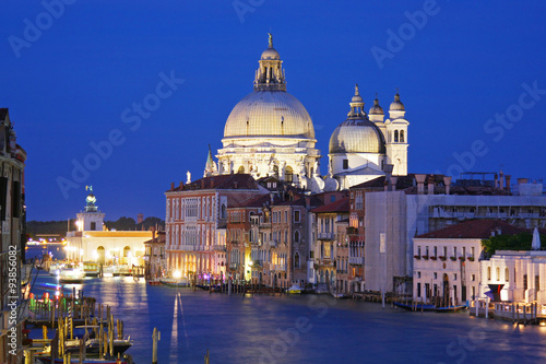 Stickers pour portes Venise Venice in Italy