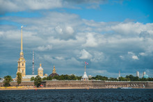 Peter And Paul Fortress  In Sa...