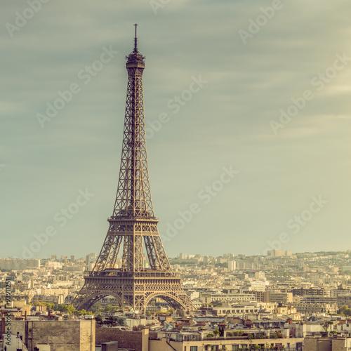 Photo Stands Paris Paris Tour Eiffel