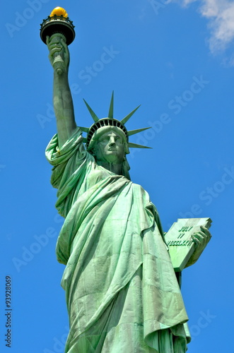 Papiers peints The Statue of Liberty in New York City