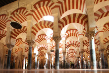 Mosque Cathedral Of Cordoba / ...