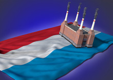 National Heavy Industry Concept - Luxembourgeois Theme