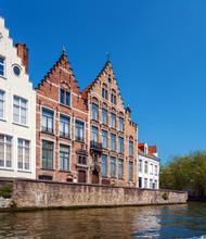 Old Houses Of The Brugse Vrije, Bruge