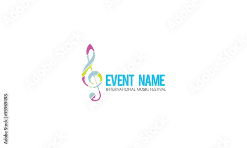Music Event Logo #93969498