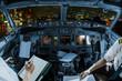 Cockpit in Sydney