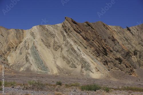Papiers peints Cappuccino les dunes au Zabriskie point