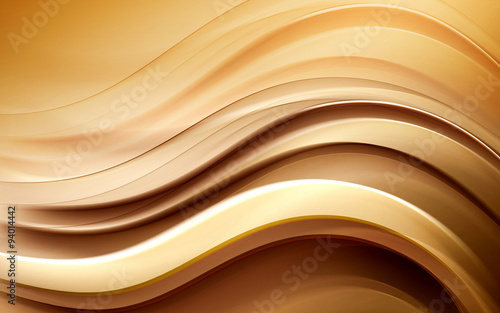 Modern Wave Abstract Design