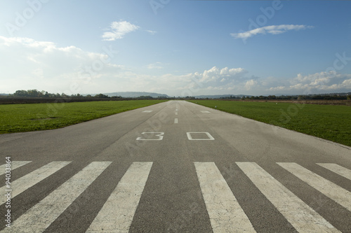 Recess Fitting Airport Airstrip