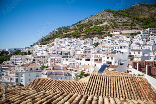 Mijas village in Andalusia, Spain Fototapeta
