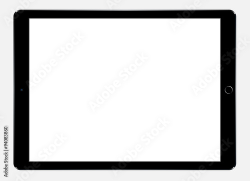 Fotografia  tablet similar to Apple iPad