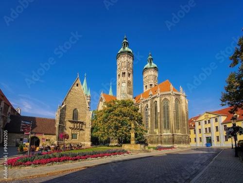 Naumburg Dom - Naumburg cathedral 03 Fototapete