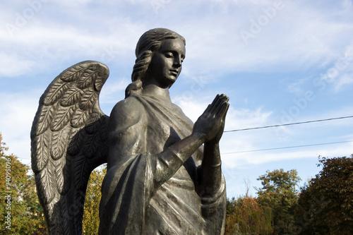Fototapety, obrazy: Ангел-Хранитель. Волгоград